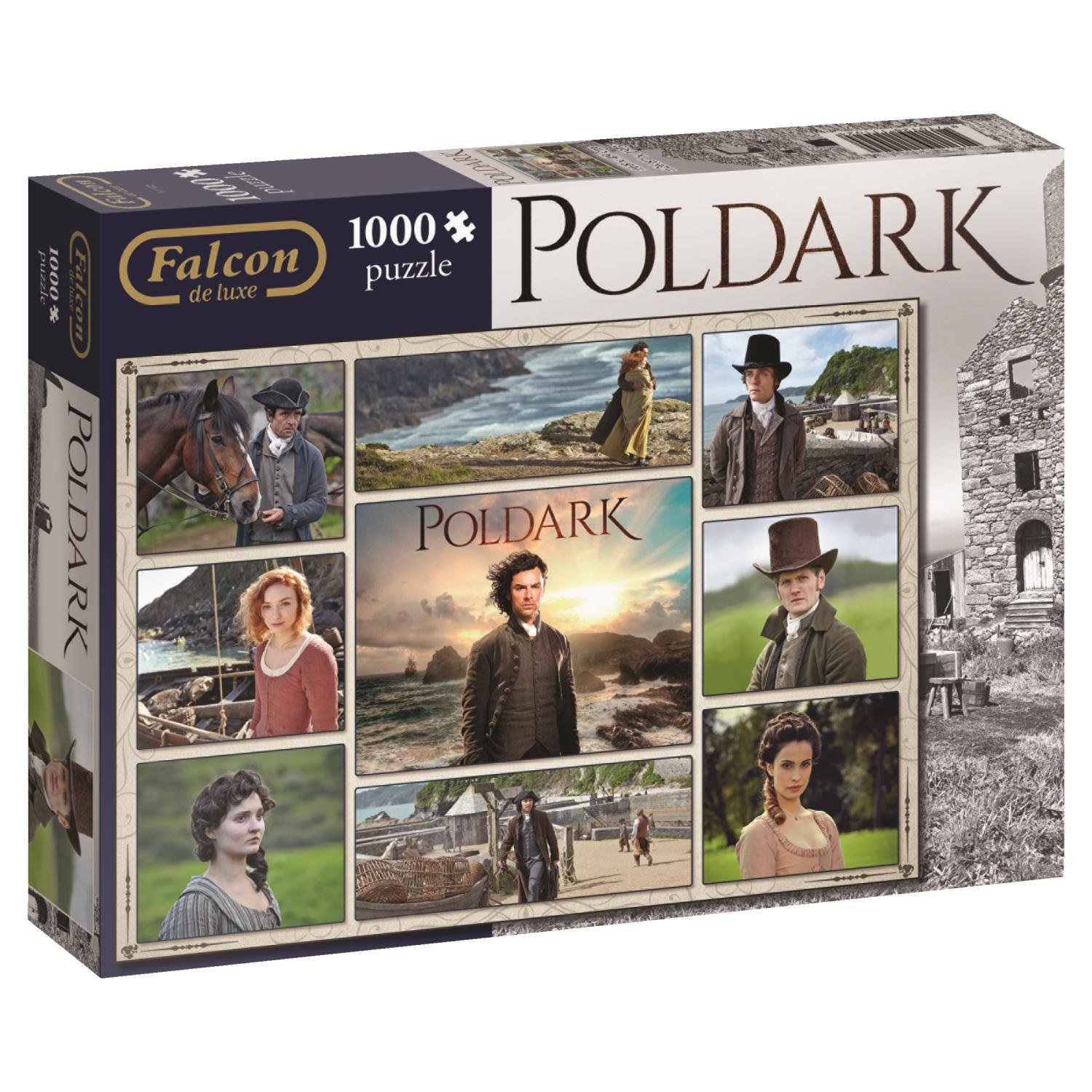 Poldark Jigsaw Puzzle (1000 Pieces)