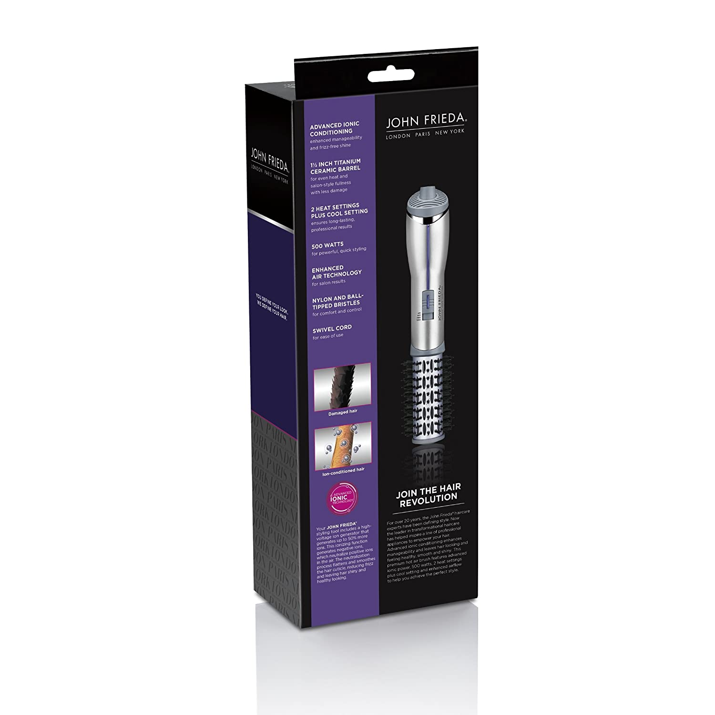 John Frieda 1.5 Inch Drying & Styling Hot Air Brush: Beauty