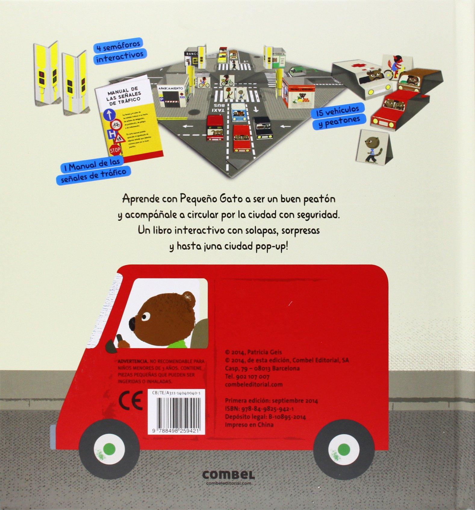 Pequeño peatón (Spanish Edition): Patricia Geis: 9788498259421: Amazon.com: Books