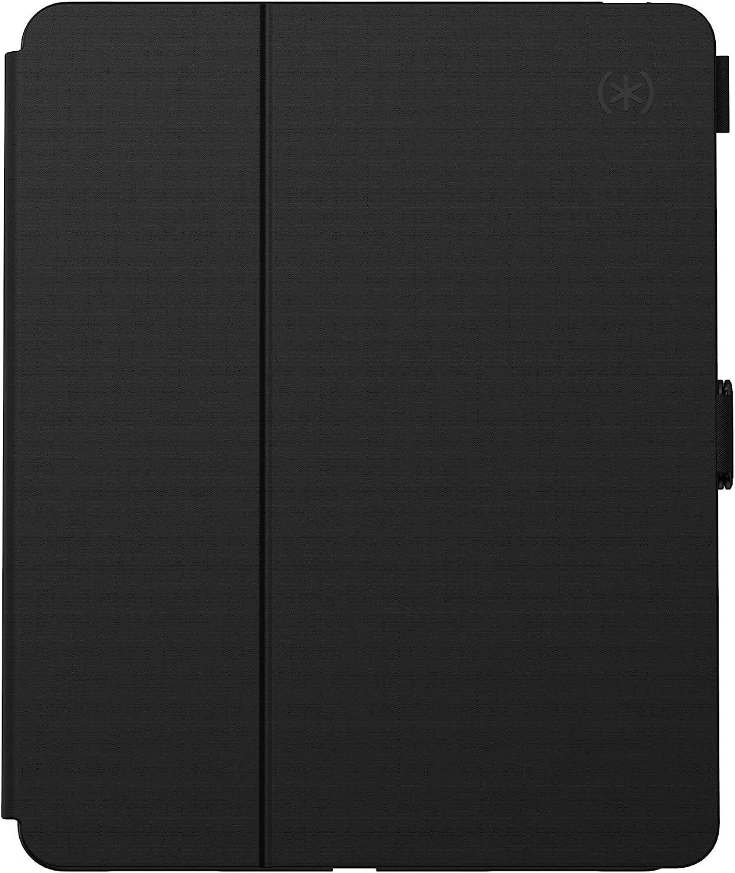 Speck Products BalanceFolio iPad Pro 12.9-Inch Case (2018/2020), Black/Black (134860-1050)