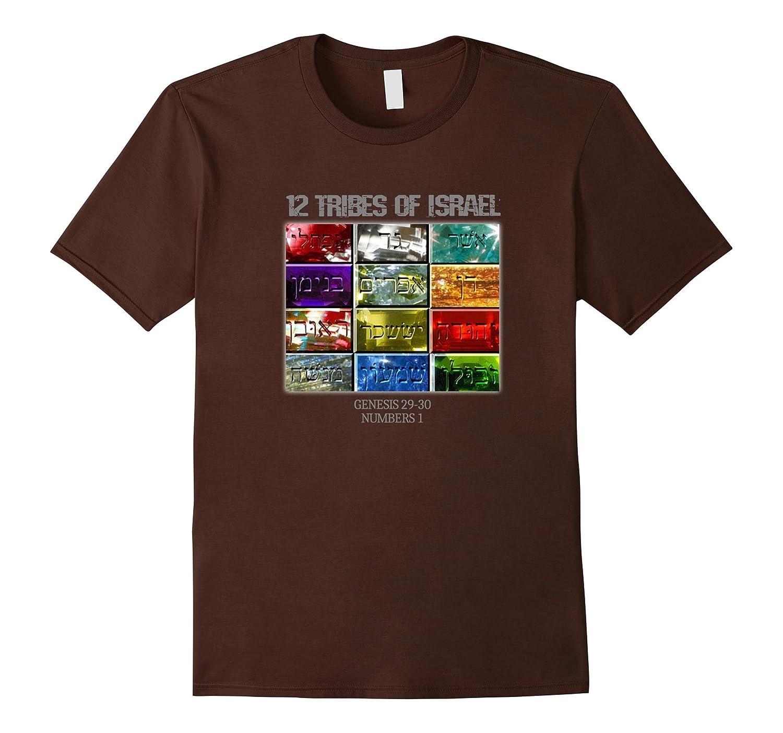 Hebrew Israelite Clothing Judah 12 Tribes of Israel T-Shirt