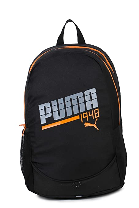 Puma Puma Black and High Rise Casual Backpack (7592901)  Amazon.in  Bags,  Wallets   Luggage 552ead73d4