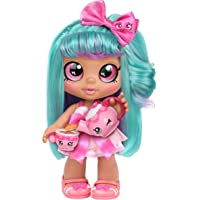 Kindi Kids Fun Time Friends - Pre-School Play Doll, Bella Bow - for Ages 3+ | Changeable Clothes and Removable Shoes