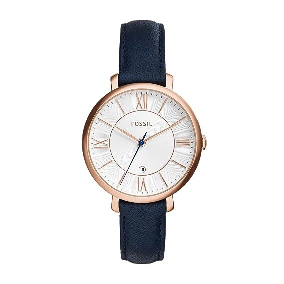 59d93c5386df Reloj Fossil para Mujer ES3843  Fossil  Amazon.es  Relojes