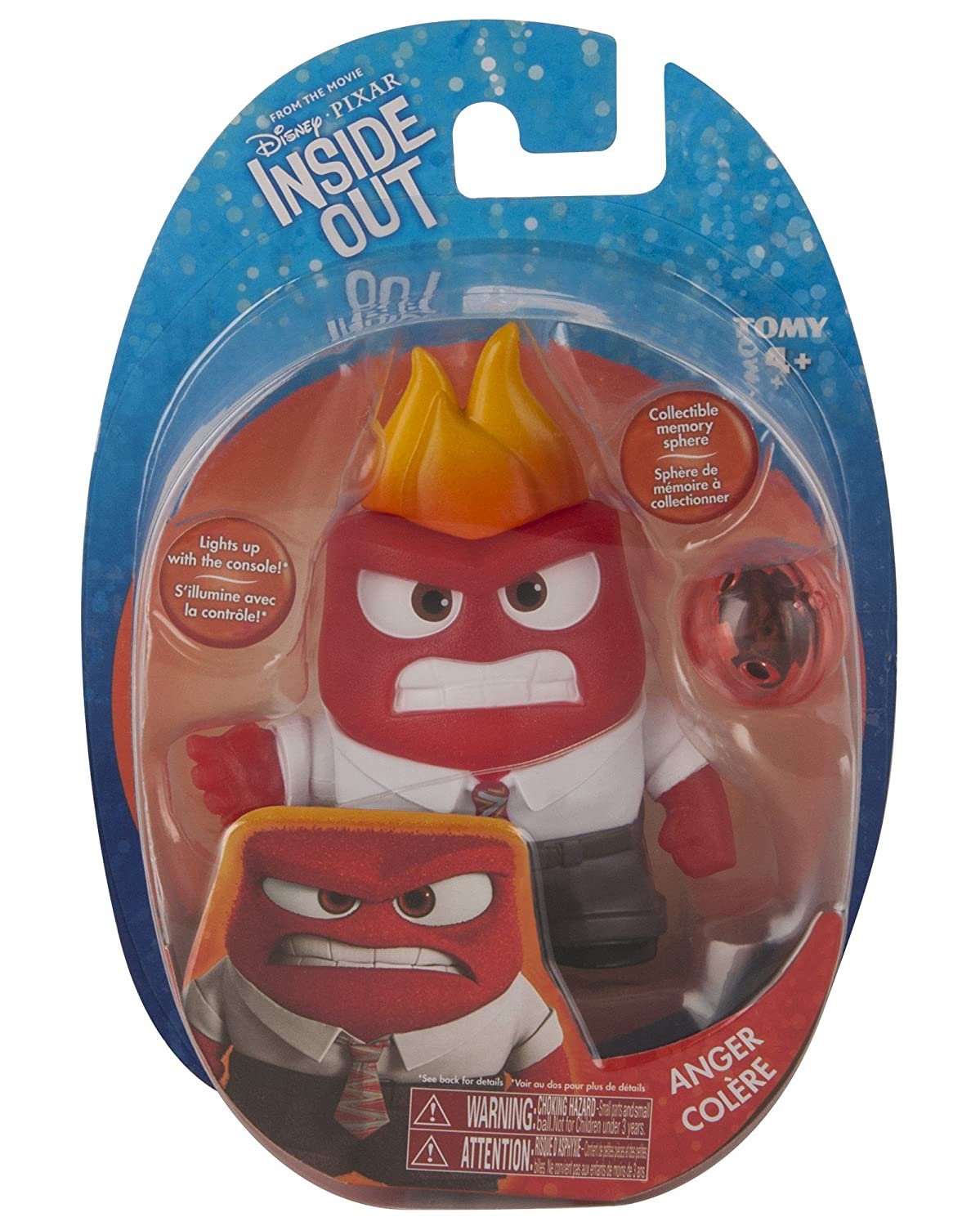 Sadness Inside Out Small Figure