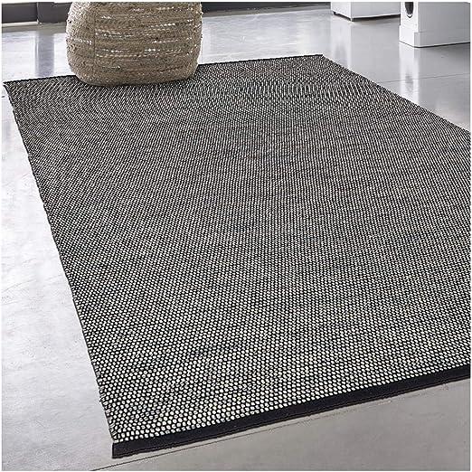 Alfombra moderna para entrada de alfombra Kilim Chaampi (60 x 110 ...