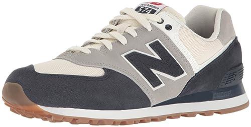 New Balance ML574, Zapatillas para Hombre, Azul (Blue), 40 EU: Amazon.es: Zapatos y complementos
