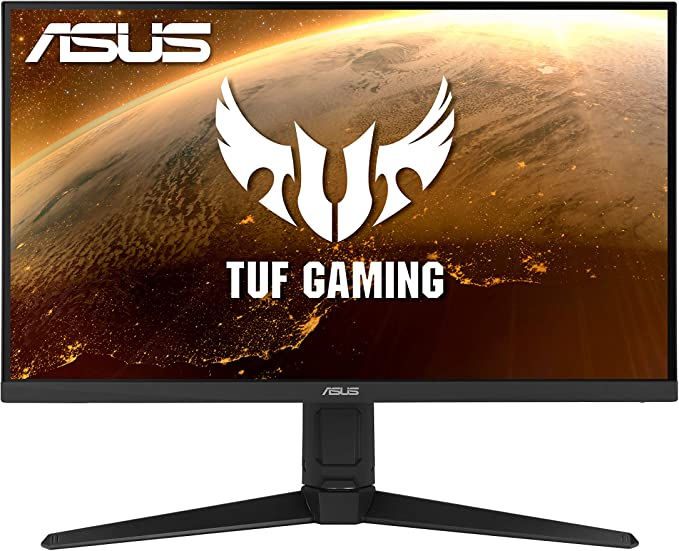 "ASUS TUF Gaming VG27AQL1A Gaming Monitor, 27"" WQHD (2560 x 1440), IPS, 170 Hz (above 144Hz), ELMB SYNC, Adaptive-sync, G-Sync compatible ready, 1 ms (MPRT), 130% sRGB, HDR"