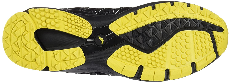 Negro Goodyear GYSHU1502 46 EU Black//Yellow Zapatillas de Seguridad para Hombre