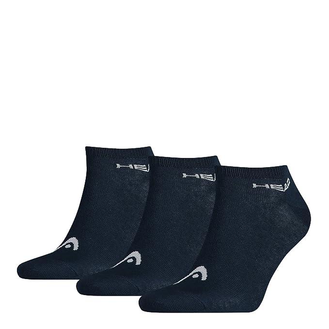 Head Sneaker 3p Calcetines, Hombre, Azul, 39/42: Amazon.es: Ropa y ...