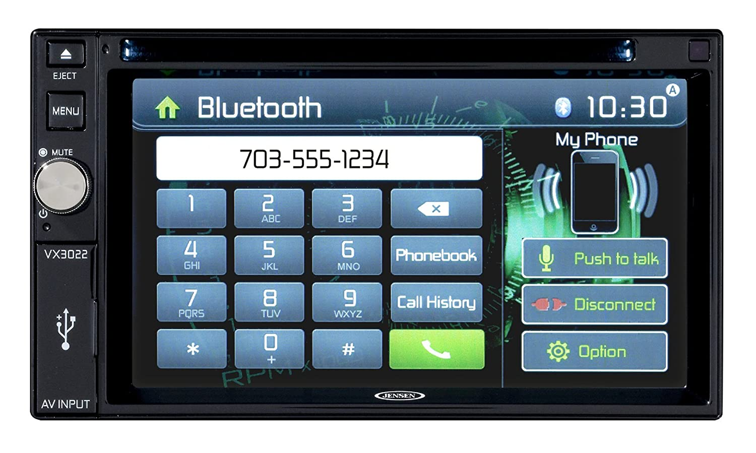 81zyPEE1sdL._SL1500_ amazon com jensen vx3022 6 2 inch lcd multimedia touch screen Ford Electrical Wiring Diagrams at webbmarketing.co