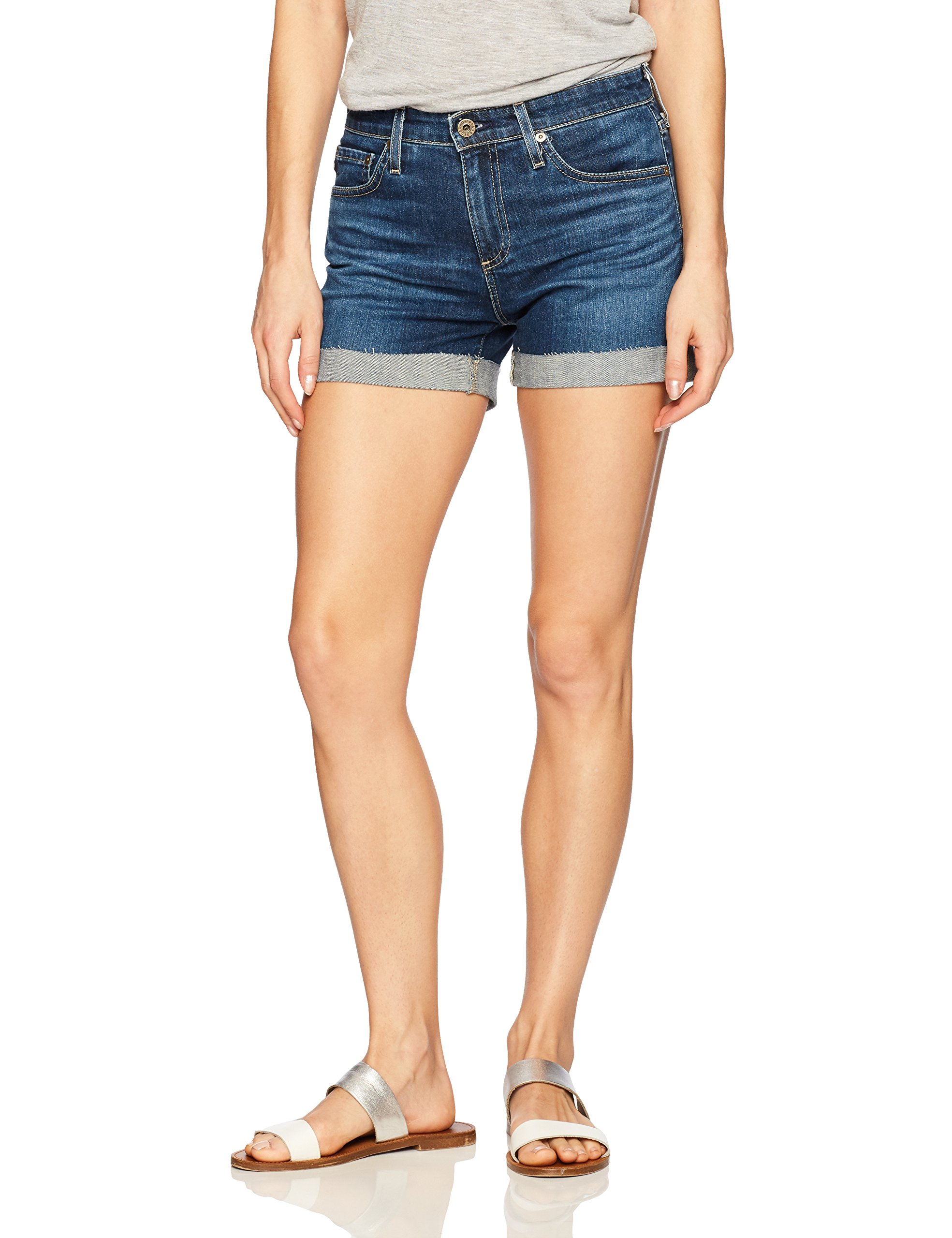 AG Adriano Goldschmied Women's The Hailey Jean Short, Masquerade, 32