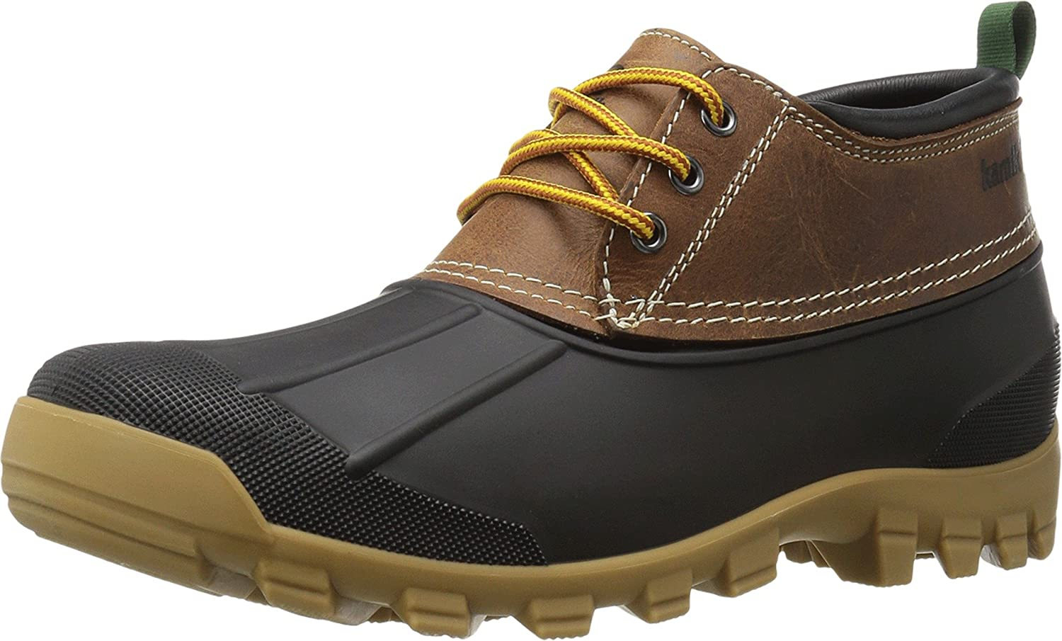 Kamik WK0609 Men's Yukon3 Shoes