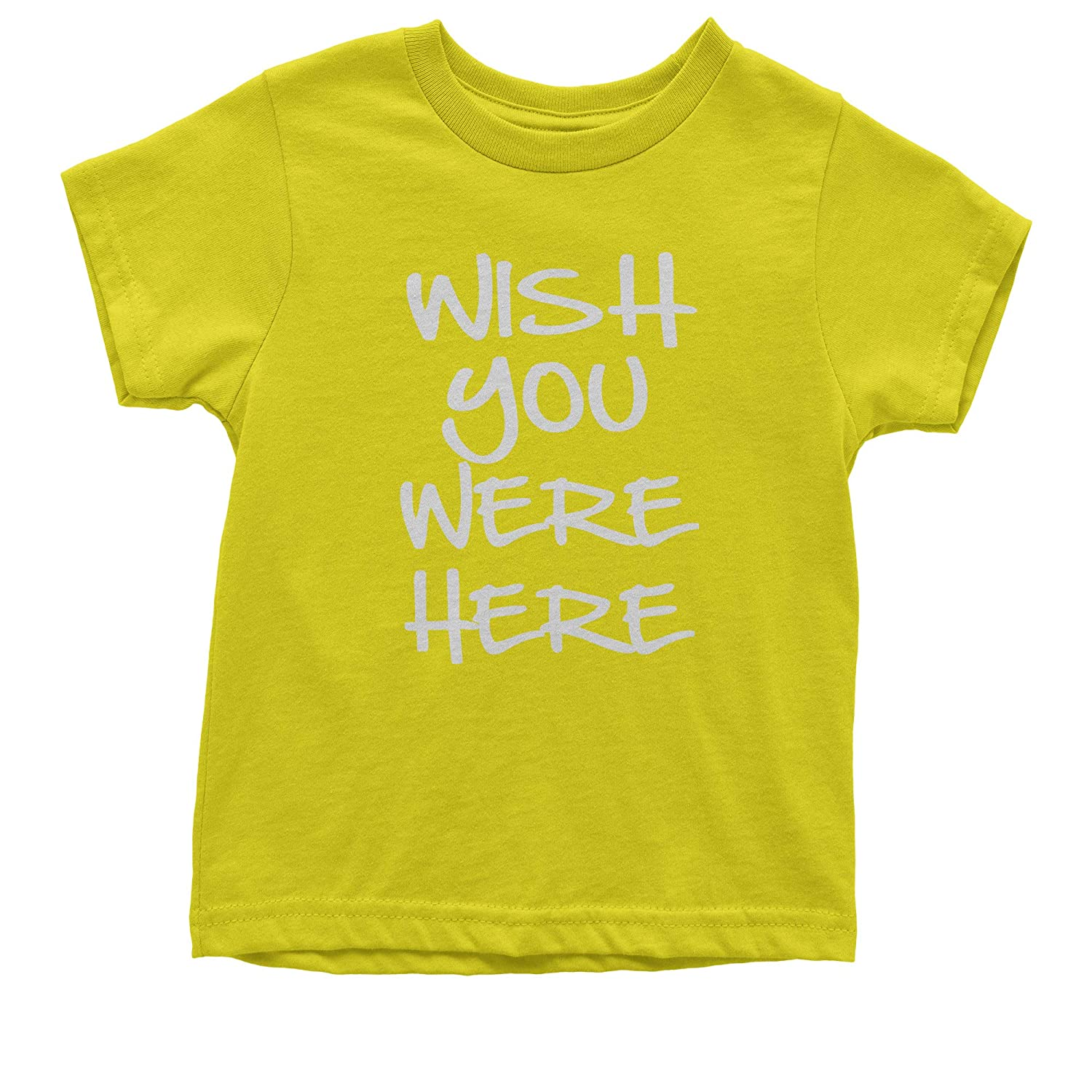 Expression Tees Wish You were Here Youth T-Shirt