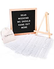 """12x12 Inch Felt Letter Board Black 
