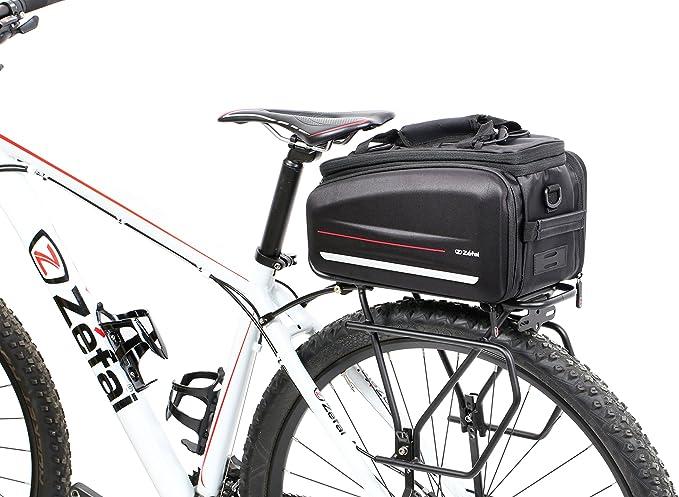 Zefal Raider R70Bicicleta & MTB Portaequipajes: Amazon.es ...
