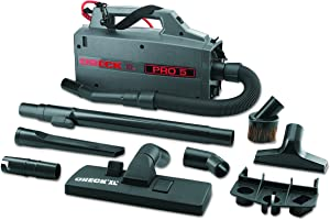 Oreck Commercial BB900DGR XL Pro 5 Super Compact Canister Vacuum, 30' Power Cord