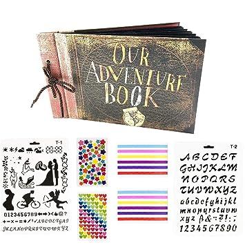 Thxmadam Scrapbook Album Foto Buch Selbstgestalten Fotoalbum Vintage