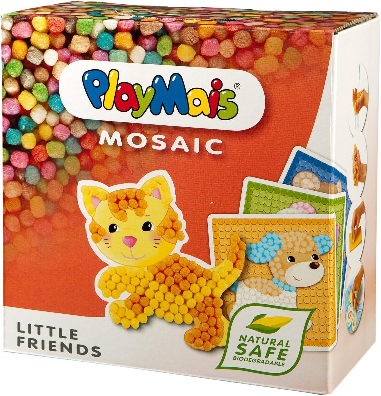 PlayMais - Mosaic Little Friends, 2300 piezas, juego de ...
