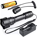 Evolva Future Technology T20 IR 38mm Lens Flashlight Torch