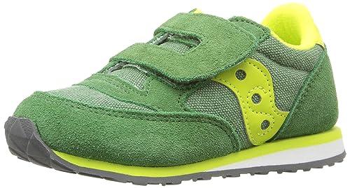 scarpe verde boy strappo HL ST56369 23 SAUCONY 5 JAZZ bambino vqxwBIcfP