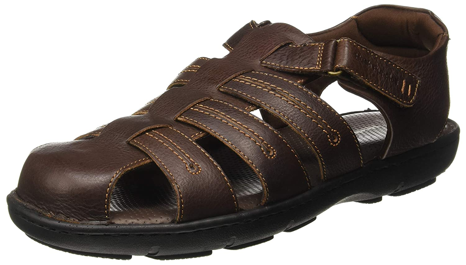 Hush Puppies Men's Track highly rated Sandals under 3000