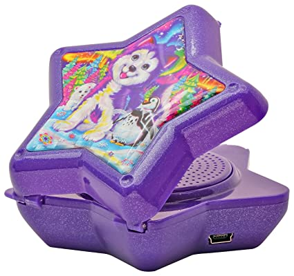 f9f7899f61c Image Unavailable. Image not available for. Color  Lisa Frank Compact Star  Speaker - Wolf