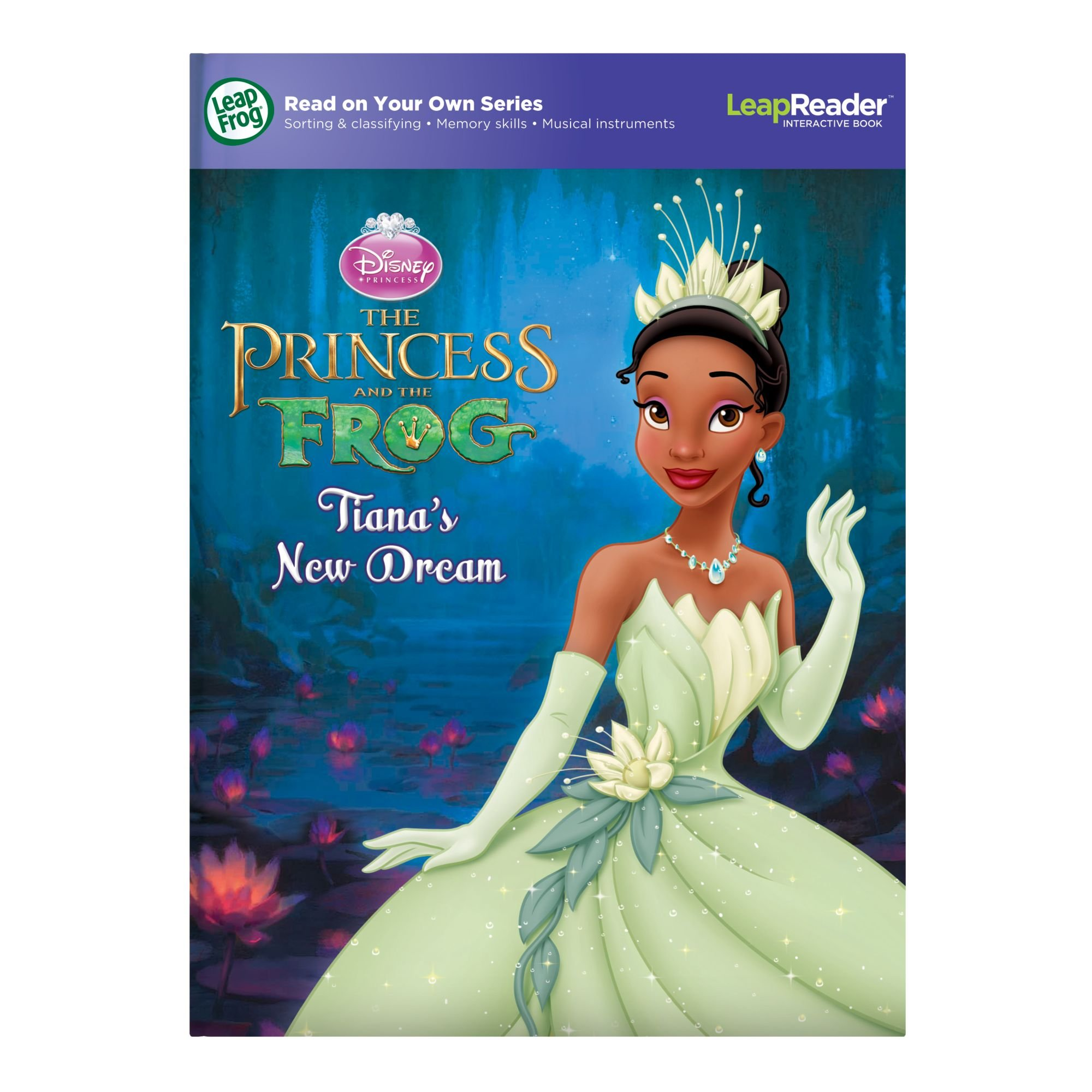 LeapFrog LeapReader Book: Disney Princess and the Frog (works with Tag) by LeapFrog (Image #8)