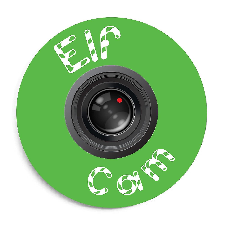 Elf Cam 25mm Fridge Magnet Funky Gifts