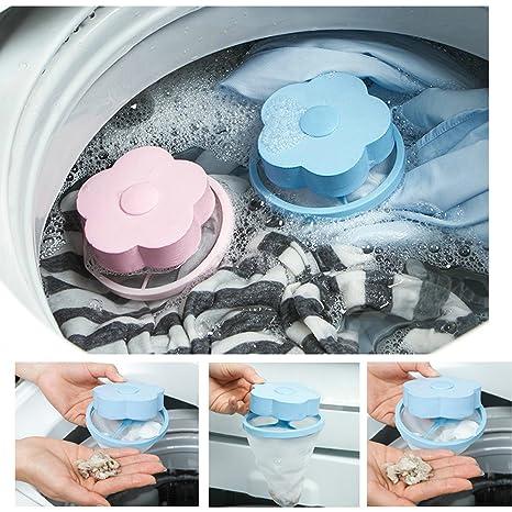 Palline Raccogli Peli Lavatrice.Suyi Retina Filtro Sacchetti Galleggianti Per Lavatrice Filtro