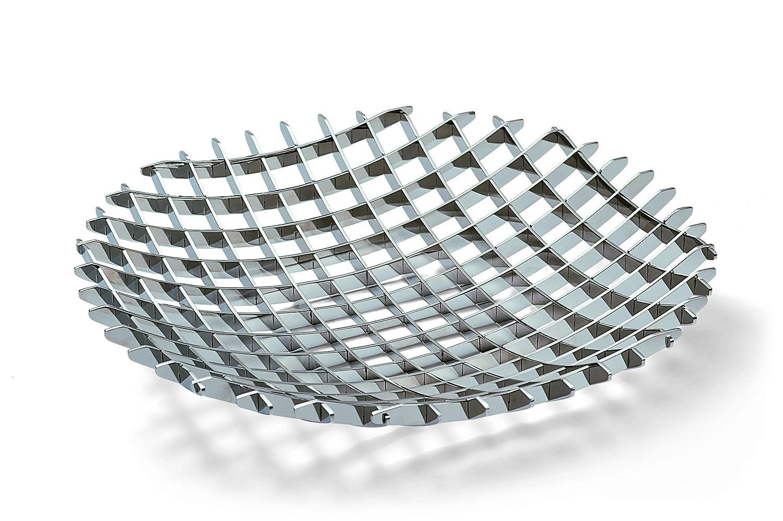 Philippi グリッドフルーツボウル φ30cm stainless steel 176001   B001Q56TYO
