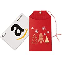 Amazon.co.uk Gift Card - Gift Tag - FREE One-Day Delivery