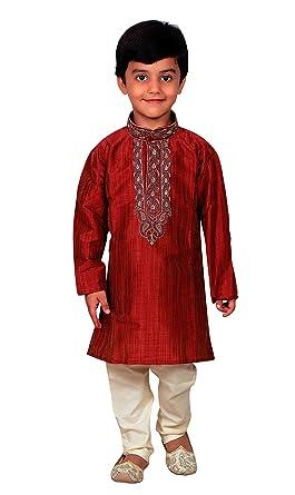 Boys Sherwani Kurta Churidar Pyjama Shalwar Kameez 856 (0 (6 months to 1 yrs