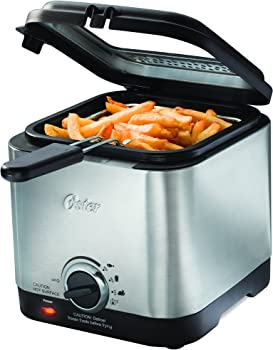 Oster CKSTDF102-SS Small Deep Fryer