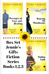 Jennie's Gifts Series 3 Book Box Set: Contains: Messages of Love and Healing, Dancing on Moonbeams, and Finding Faith Kindle Edition