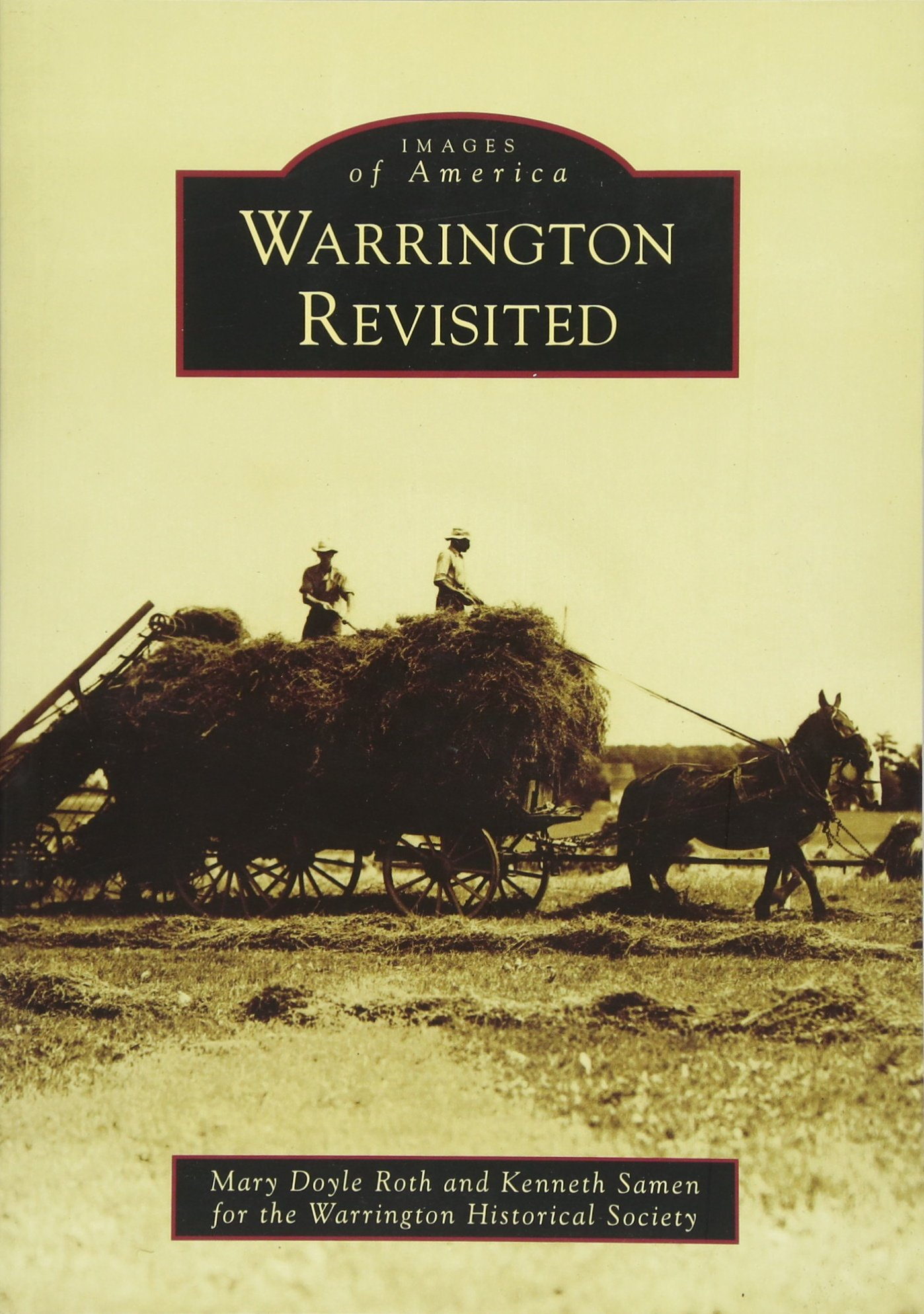 Warrington Revisited (Images of America) ebook