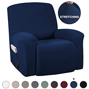 Amazon.com: Funda para sillón reclinable con bolsillos ...