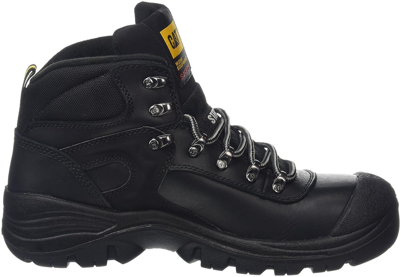 Caterpillar Pneumatic S3, Zapatos de Securidad Hombre: Amazon.es: Zapatos y complementos