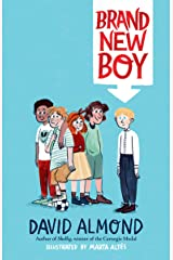 Brand New Boy Kindle Edition