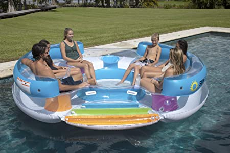 Sun Pleasure Tropical Floating Island