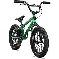 Mongoose Legion Freestyle Sidewalk BMX Bike for-Kids, -Children and Beginner-Level to Advanced Riders, 16-20-inch Wheels…