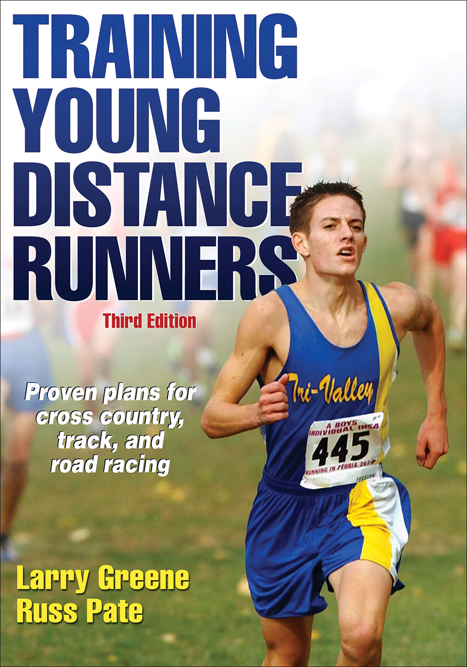 Download Training Young Distance Runners ebook
