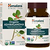 Himalaya, Ashwagandha Organic, 90 Count