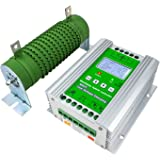 Original Factory 1400W 12V/24V Off Grid MPPT Wind Solar Hybrid Charge Controller Design for 0- 800W Wind with 0- 600W Solar P