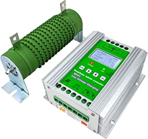 Meiyya Regalo de Abril Panel de celda PWM 12V 10A 24V Controlador de Carga Solar de Corriente excesiva//Corta para Aprendizaje en l/ínea