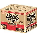 【Amazon.co.jp 限定】ザバス ホエイプロテイン100 ココア味【150食分】3,150g (景品付き)