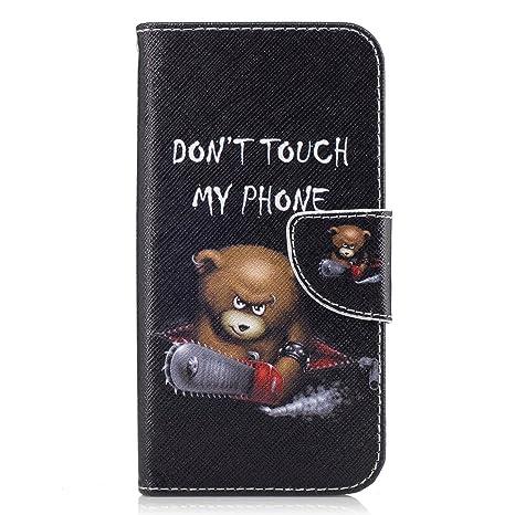 Unisnug Pochette Samsung A5 2017 Coque, Housse Protection Flip Cover Wallet  Case pour Samsung Galaxy 03361d0f9b1