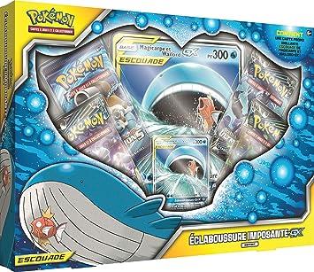Pokemon Coffret eclaboussure imposante-gx Escouade ...