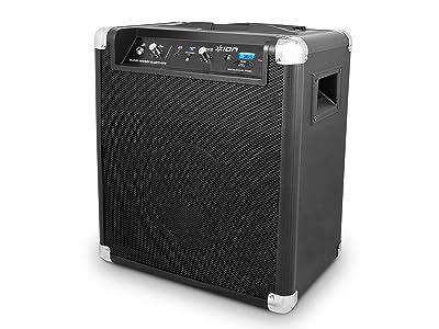 ION Audio Block Rocker (iPA56B) | Bluetooth Portable Speaker