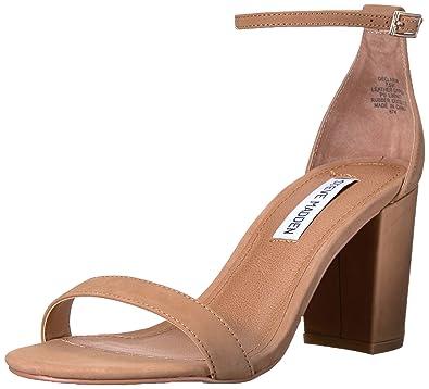 6O7Q Steve Madden Black Gold Sandals Sinc??re Most Recent Fashion & 76% Discount